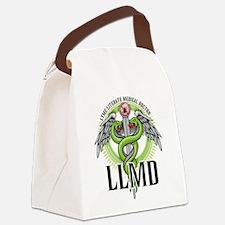 LLMD.png Canvas Lunch Bag