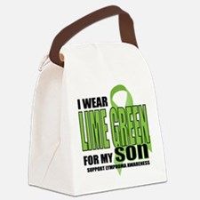 Lymphoma: LG for Son Canvas Lunch Bag