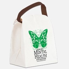 Mental-Health-Butterfly.png Canvas Lunch Bag