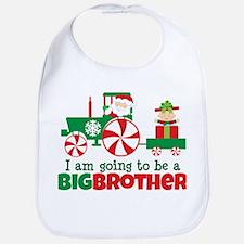 Santa Tractor Big Brother To Be Bib