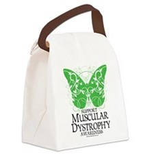 Muscular-Dystrophy-Butterfly.png Canvas Lunch Bag