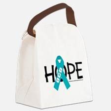 OCD-Hope.png Canvas Lunch Bag