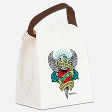 OCD-Dagger.png Canvas Lunch Bag
