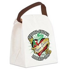 Organ-Donor-Classic-Tattoo.png Canvas Lunch Bag
