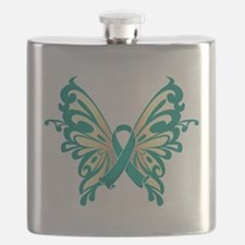 Teal-Butterfly-2009.png Flask