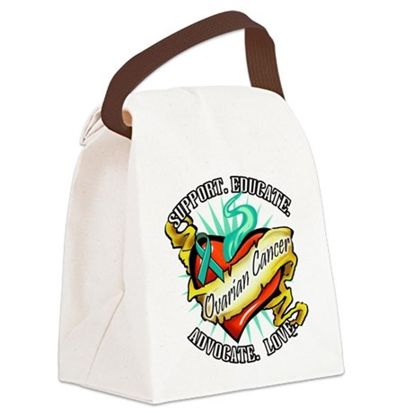 2-Ovarian-Cancer-Heart-Tattoo.png Canvas Lunch Bag