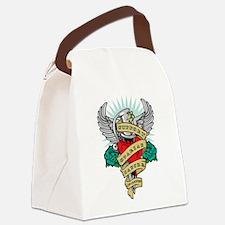 Ovarian-Cancer-Dagger.png Canvas Lunch Bag