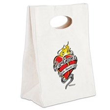 Parkinsons-Tattoo-Heart-2.png Canvas Lunch Tote
