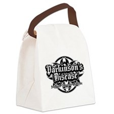 Parkinsons-Tribal.png Canvas Lunch Bag