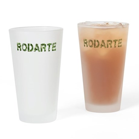 Rodarte, Vintage Camo, Drinking Glass