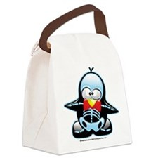 X-Ray-Penguin.png Canvas Lunch Bag