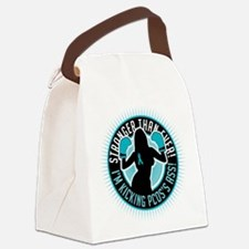 PCOS-Boxing-Girl.png Canvas Lunch Bag