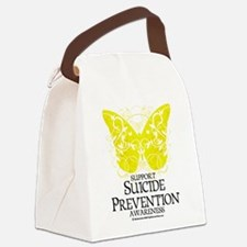 Suicide-Prevention-Butterfly.png Canvas Lunch Bag