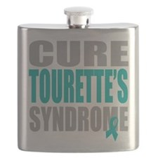 Cure Tourettes Syndrome.png Flask