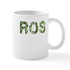 Ros, Vintage Camo, Mug