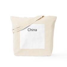 China T-Shirts and Apparel Tote Bag