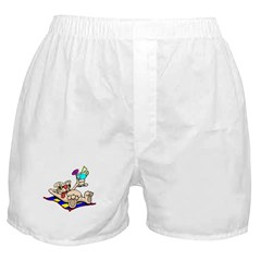 MERPUPS RULE! Boxer Shorts