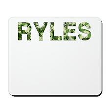 Ryles, Vintage Camo, Mousepad