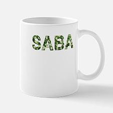 Saba, Vintage Camo, Mug