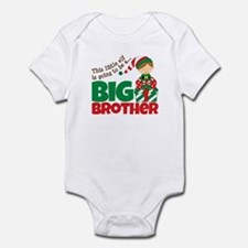 Elf Big Brother To Be Infant Bodysuit