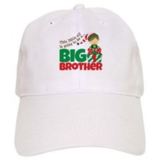 Elf Big Brother To Be Baseball Cap