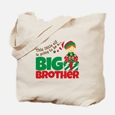 Elf Big Brother To Be Tote Bag