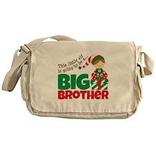 Elf Big Brother To Be Messenger Bag