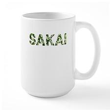 Sakai, Vintage Camo, Mug