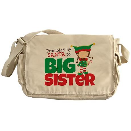 Elf Big Sister To Be Messenger Bag
