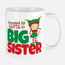 Elf Big Sister To Be Mug