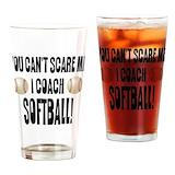 Softball Drinkware