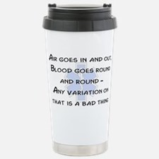 Emergency nurse Travel Mug