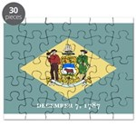 Flag of Delaware Puzzle