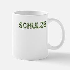 Schulze, Vintage Camo, Mug