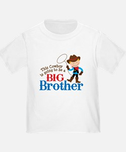 Cowboy Big Brother To Be T