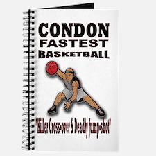 CONDON FASTEST BASKETBALL Journal