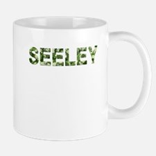 Seeley, Vintage Camo, Mug
