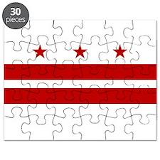 Flag of D.C. Puzzle