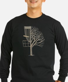 Macomb Disc Golf Long Sleeve T-Shirt