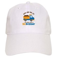 Dump truck Big Brother To Be Baseball Cap