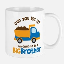 Dump truck Big Brother To Be Mug