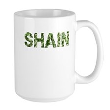 Shain, Vintage Camo, Mug