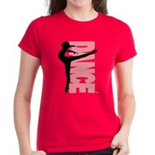 Beautiful Dance Figure Tee