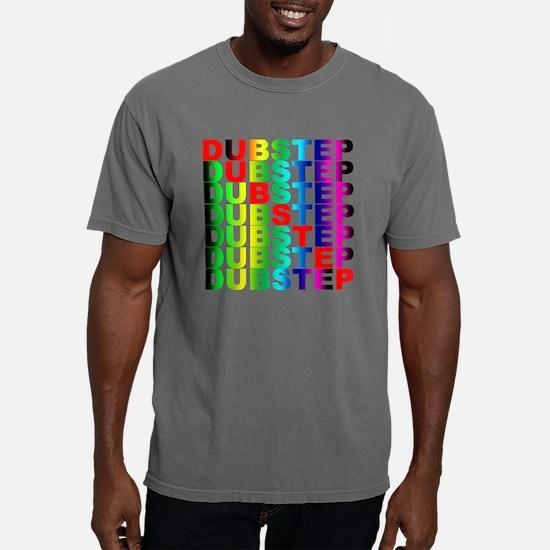 Dubstep crazy colors Mens Comfort Colors Shirt