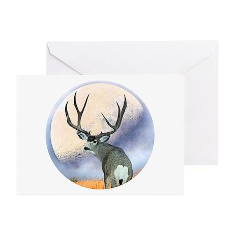 Monster buck Greeting Cards (Pk of 10)