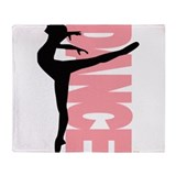 Dance Fleece Blankets
