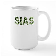 Sias, Vintage Camo, Mug