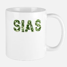 Sias, Vintage Camo, Small Small Mug