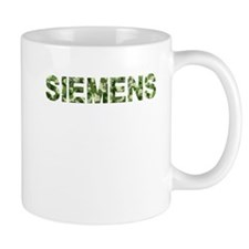 Siemens, Vintage Camo, Mug