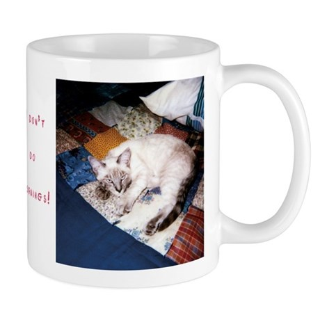 Tabby Point Siamese Mug